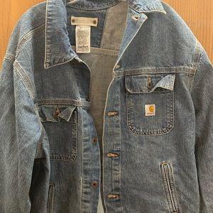 Vintage Carhartt Denim Jacket Men's